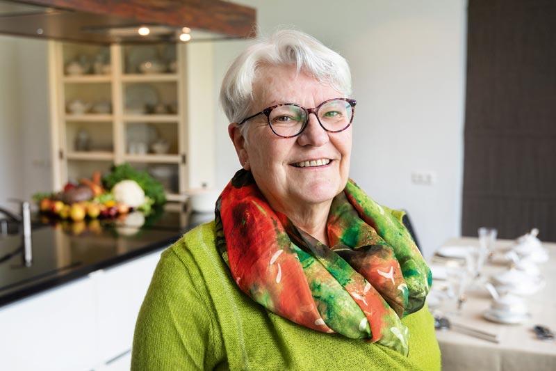 Liesbeth Kerkhoff van Arjama gezondheidspraktijk & kookstudio